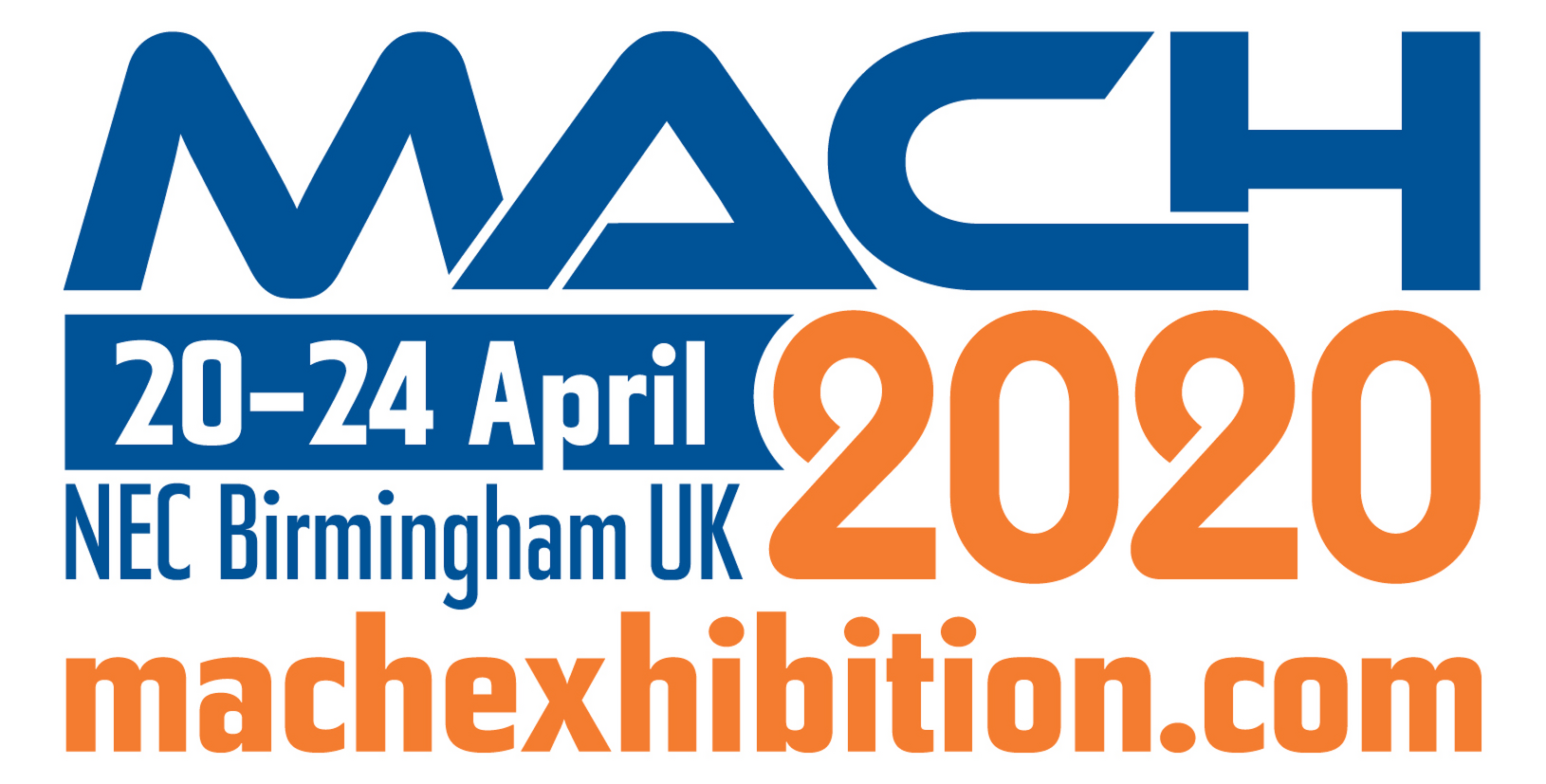 Mach 2020 Exhibition Logo