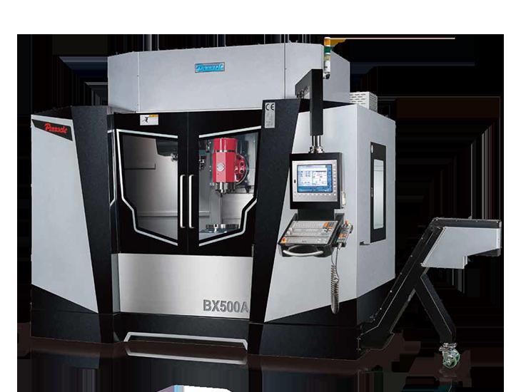 BX 5 Axis Machine