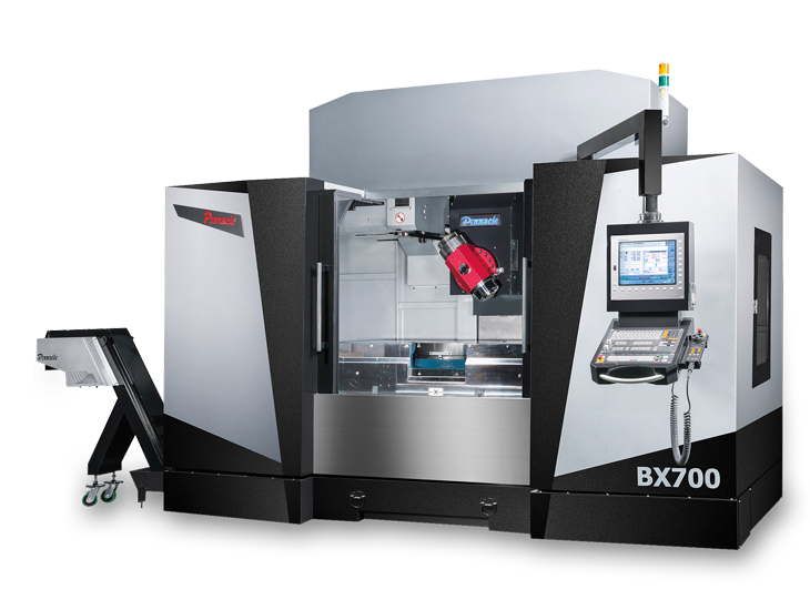 BX700 5 Axis Machine