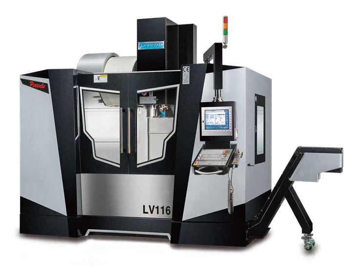 The LV116 Vertical Machining Centre
