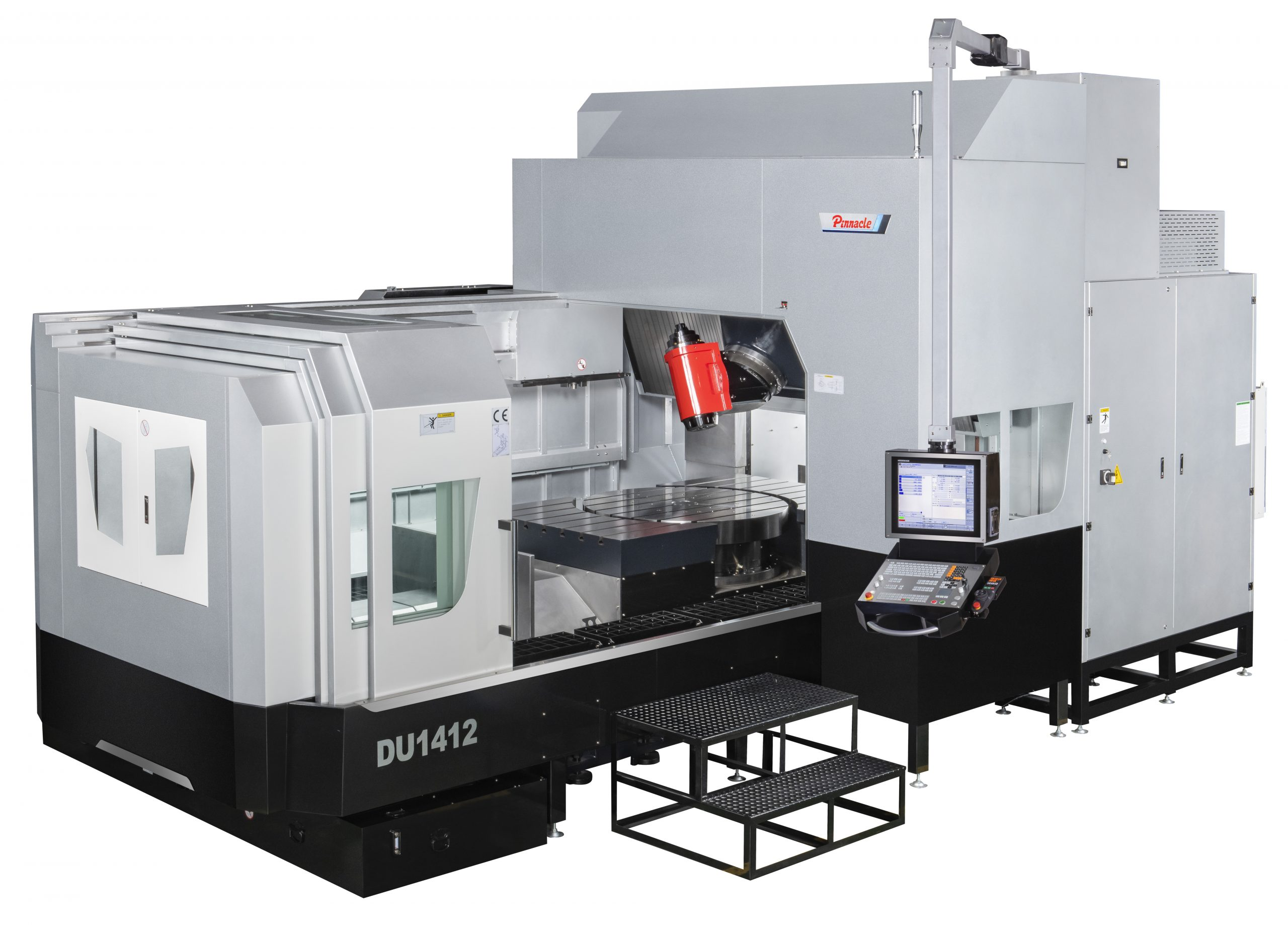 Large 5 Axis Milling Machine