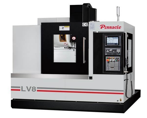 LV5 Vertical Machining Centre