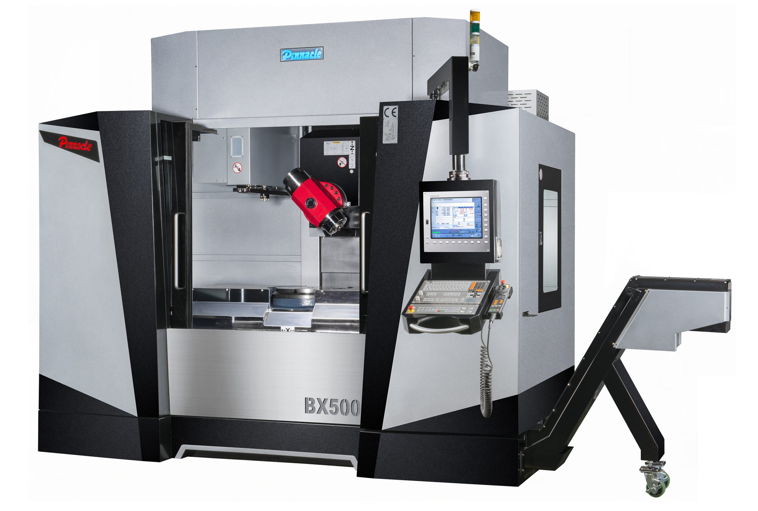 BX500 5 Axis Machining Centre